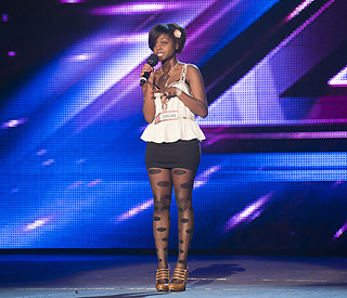 'X Factor's Gamu Nhengu wins fight to stay in UK